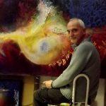 Portrait de Bielen -Les Artistes de la Bam Gallery - peintures & sculptures