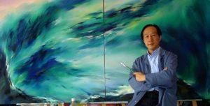 Parcours et Vie Artistique de OUYANG Jiao Jia