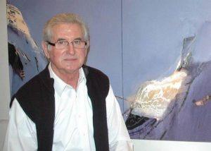 Biographie - Démarche artistique de Norbert Pagé