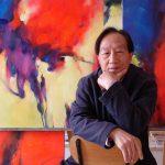 Portrait de OUYANG JIAO JIA-Les Artistes de la Bam Gallery - peintures & sculptures