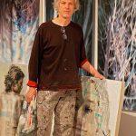 Portrait de TOFFOLETTI -Les Artistes de la Bam Gallery - peintures & sculptures